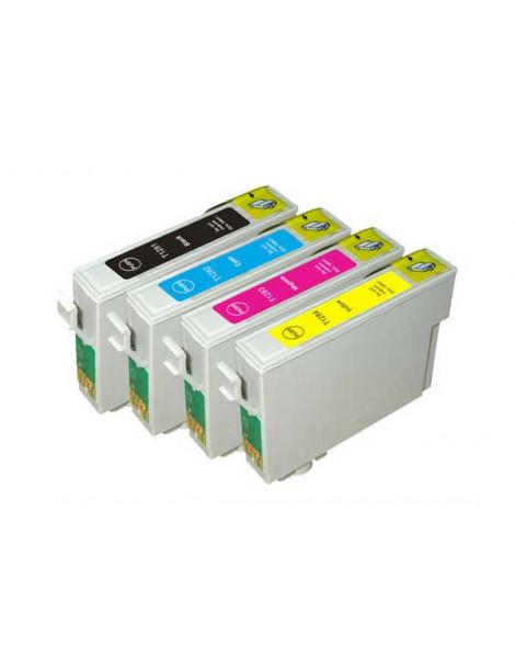 INKJET COMP. EPSON T1281 NEGRO SX125