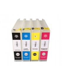 INKJET COMP. EPSON T7561/T7551 NEGRO PIGMENTADA