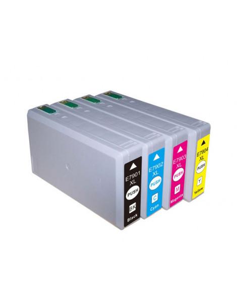 INKJET INPRO EPSON T7911/7901/T7891 NEGRO