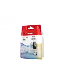 INKJET ORIG. CANON CL511 COLOR MP240/260