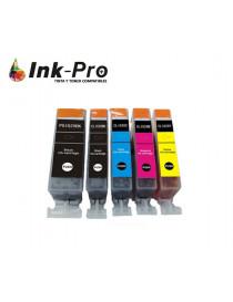 INKJET INPRO CANON CLI526Y AMARILLO