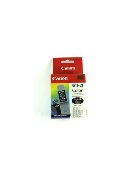 INKJET ORIG. CANON BCI21 COLOR 1 CARG. BJC-2000
