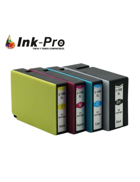 INKJET INPRO CANON PGI1500 XL NEGRO