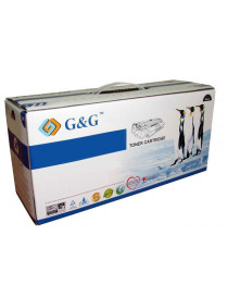 G&G SAMSUNG CLP320/CLP325 AMARILLO CARTUCHO DE TONER GENERICO CLT-Y4072S/SU472A