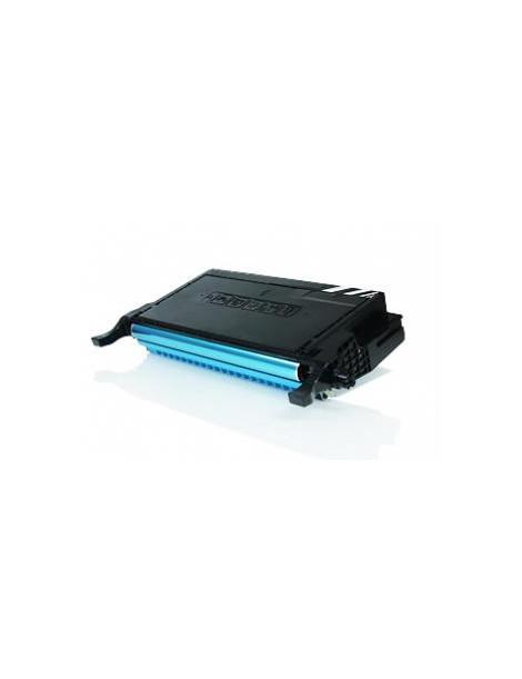 SAMSUNG CLP610/CLP660 CYAN TONER GENERICO CLP-C660B/CLP-C660A/ST885A/ST880A