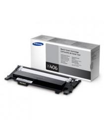 SAMSUNG CLP360/CLX3305 NEGRO CARTUCHO DE TONER ORIGINAL CLT-K406S/SU118A