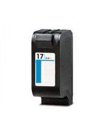 HP 17 TRICOLOR CARTUCHO DE TINTA REMANUFACTURADO C6625AE