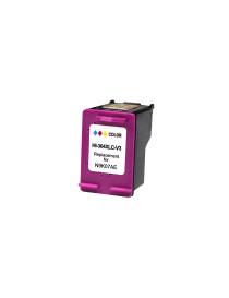 HP 304XL V3 TRICOLOR CARTUCHO DE TINTA REMANUFACTURADO N9K07AE/N9K05AE (MUESTRA NIVEL DE TINTA)