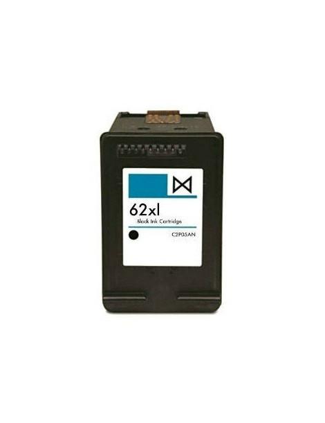 HP 62XL NEGRO CARTUCHO DE TINTA REMANUFACTURADO C2P04AE/C2P05AE