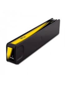 HP 971XL V4/V5 AMARILLO CARTUCHO DE TINTA PIGMENTADA GENERICO CN628AE/CN624AE
