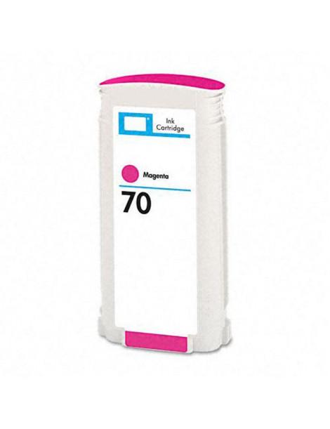 HP 70 MAGENTA CARTUCHO DE TINTA PIGMENTADA GENERICO C9453A