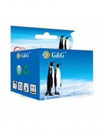 G&G HP 300XL TRICOLOR CARTUCHO DE TINTA REMANUFACTURADO CC643EE/CC644EE