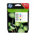 HP 903XL MULTIPACK ORIGINAL 4 CARTUCHOS 3HZ51AE