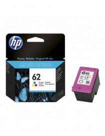 HP 62 TRICOLOR CARTUCHO DE TINTA ORIGINAL C2P06AE