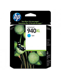 HP 940XL CYAN CARTUCHO DE TINTA ORIGINAL C4907AE