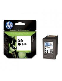 HP 56 NEGRO CARTUCHO DE TINTA ORIGINAL C6656AE
