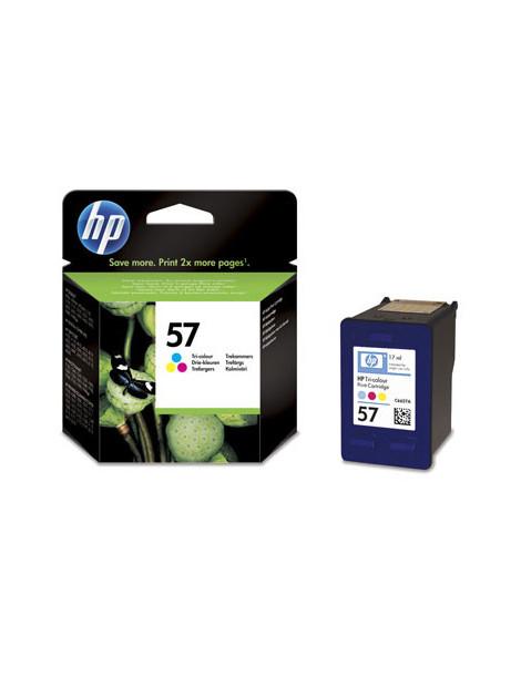 HP 57 TRICOLOR CARTUCHO DE TINTA ORIGINAL C6657AE