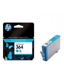 HP 364 CYAN CARTUCHO DE TINTA ORIGINAL CB318EE