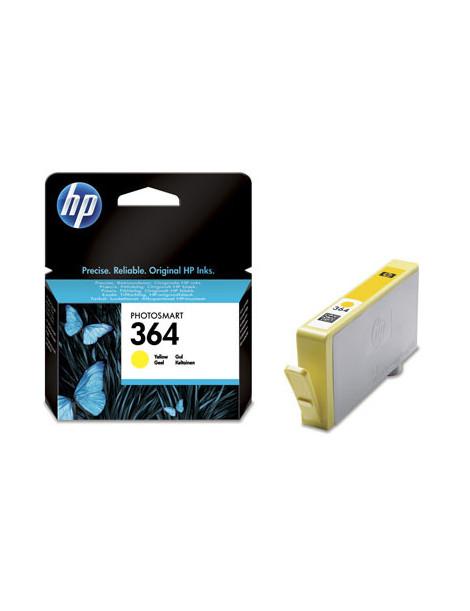 HP 364 AMARILLO CARTUCHO DE TINTA ORIGINAL CB320EE