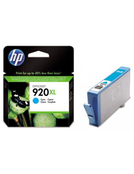 HP 920XL CYAN CARTUCHO DE TINTA ORIGINAL CD972AE