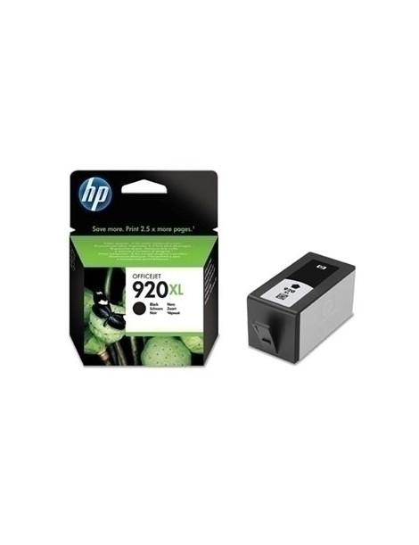 HP 920XL NEGRO CARTUCHO DE TINTA ORIGINAL CD975AE