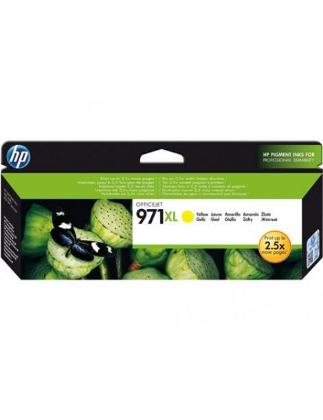 HP 971XL AMARILLO CARTUCHO DE TINTA ORIGINAL CN628AE