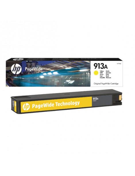 HP 913A AMARILLO CARTUCHO DE TINTA ORIGINAL F6T79AE