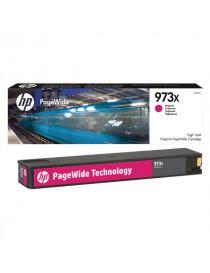 HP 973X MAGENTA CARTUCHO DE TINTA ORIGINAL F6T82AE