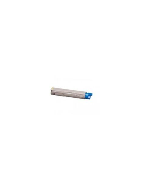 OKI C3300/C3400/C3450/C3600 AMARILLO CARTUCHO DE TONER GENERICO 43459433/43459329